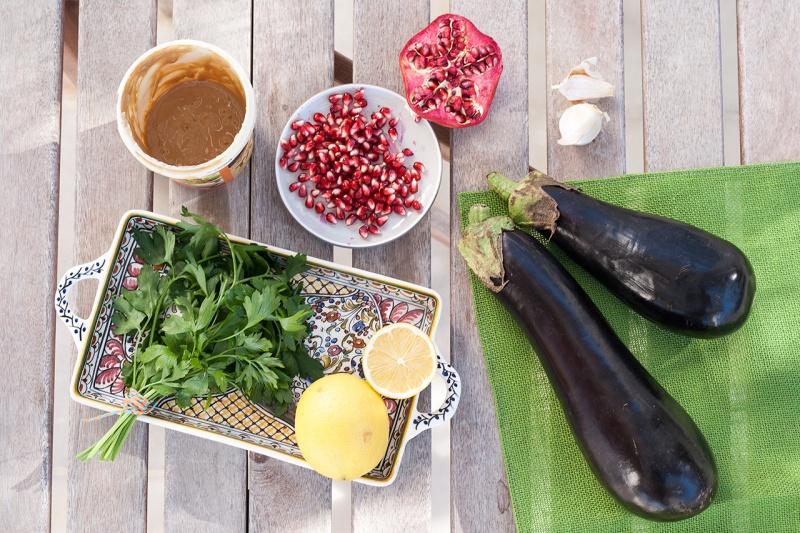 baba ganoush ingredients