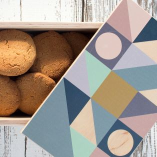 box of ginger biscuits