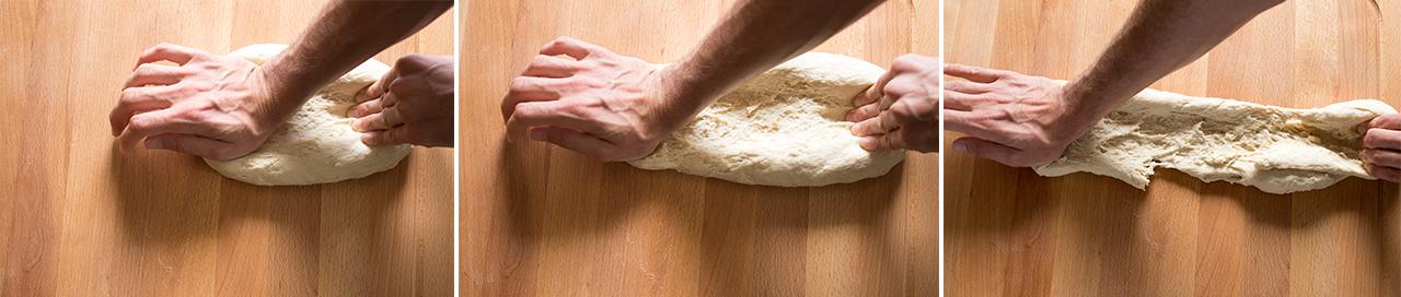 bread kneading