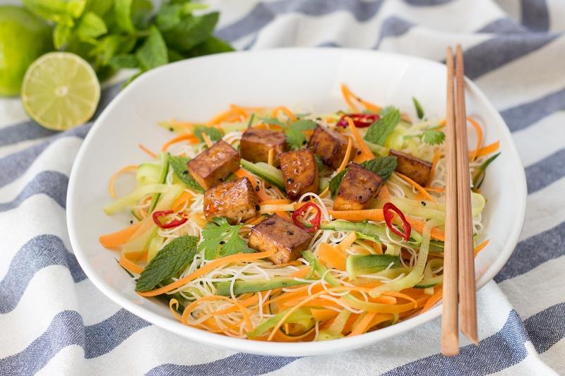 vietnamese cold noodle salad