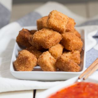 tofu katsu with chilli sauce cover image