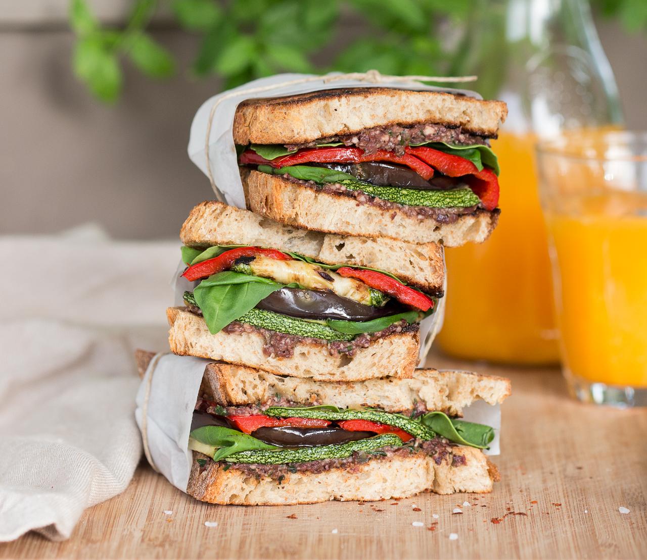 Mediterranean Vegan Kitchen Recipes