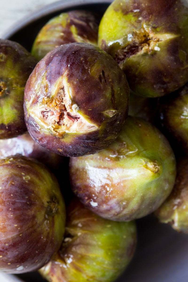 figs for fig and rocket salad