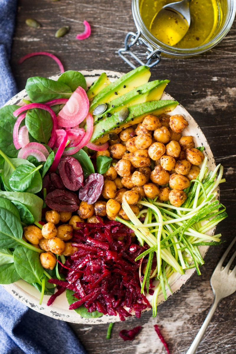 Vegan Buddha Bowl Recipes Healthy