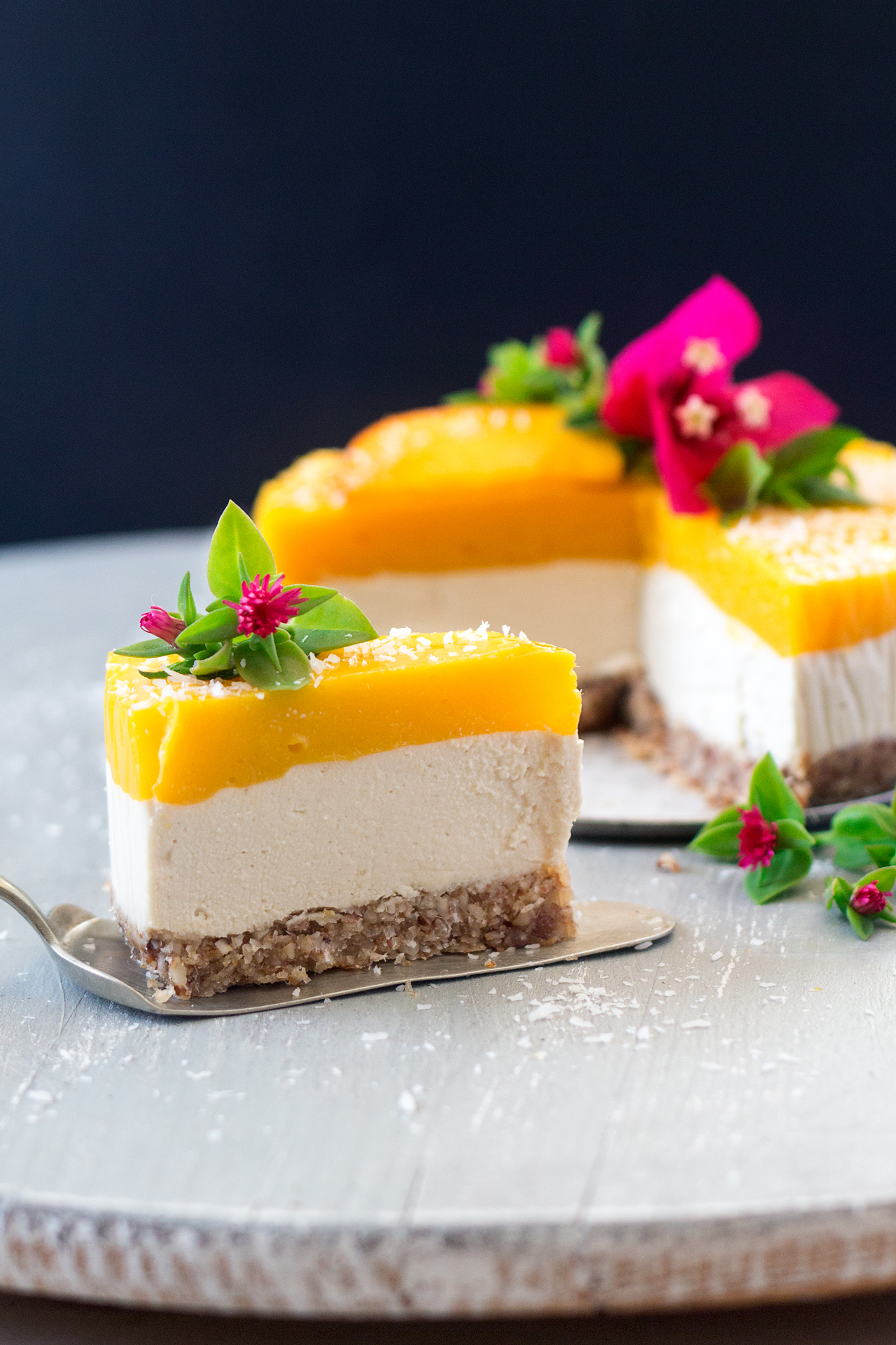 Vegan Mango Cake Recipes
