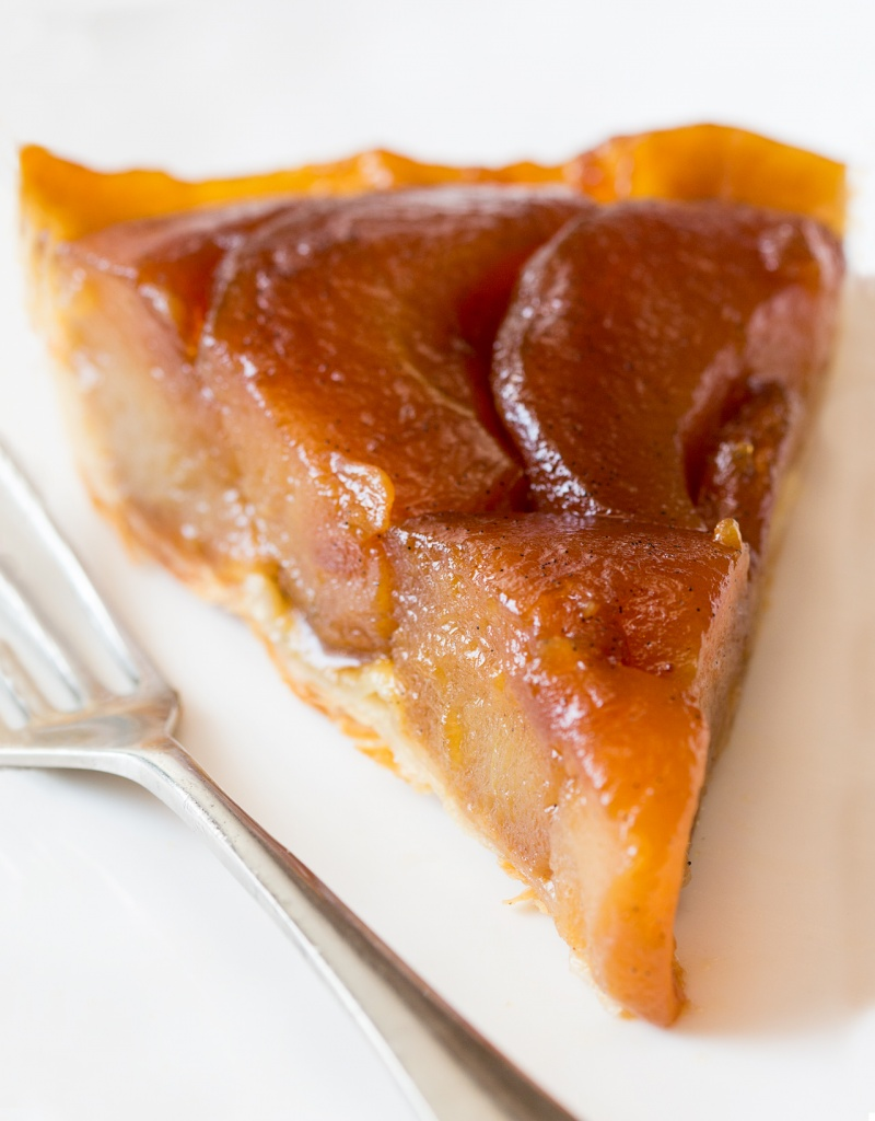 Vegan tarte tatin - Lazy Cat Kitchen
