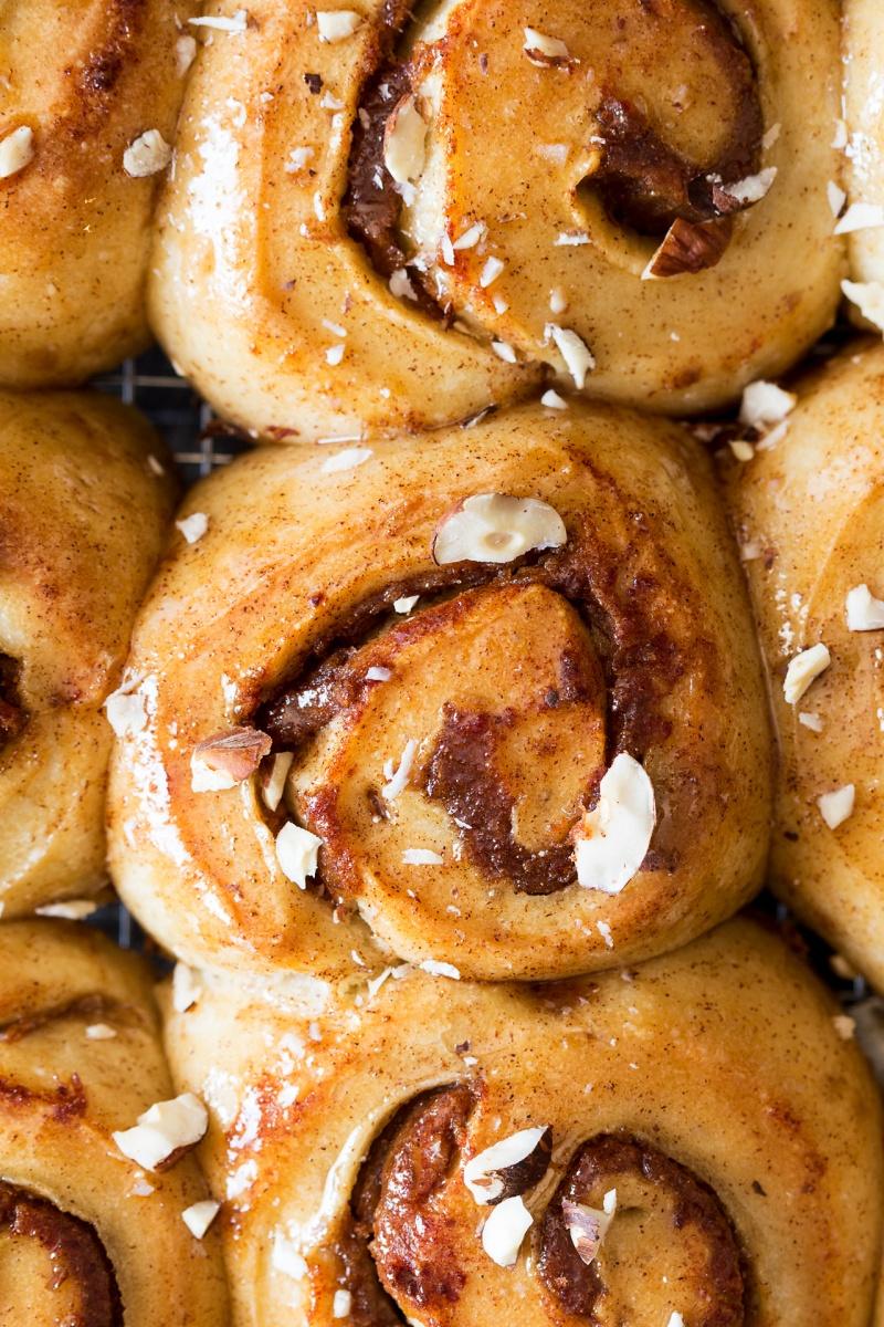 sugar-free cinnamon rolls