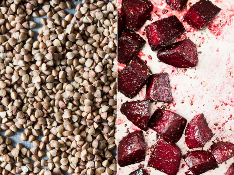 buckwheat beetroot salad ingredients
