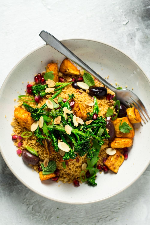 couscous plant based diet