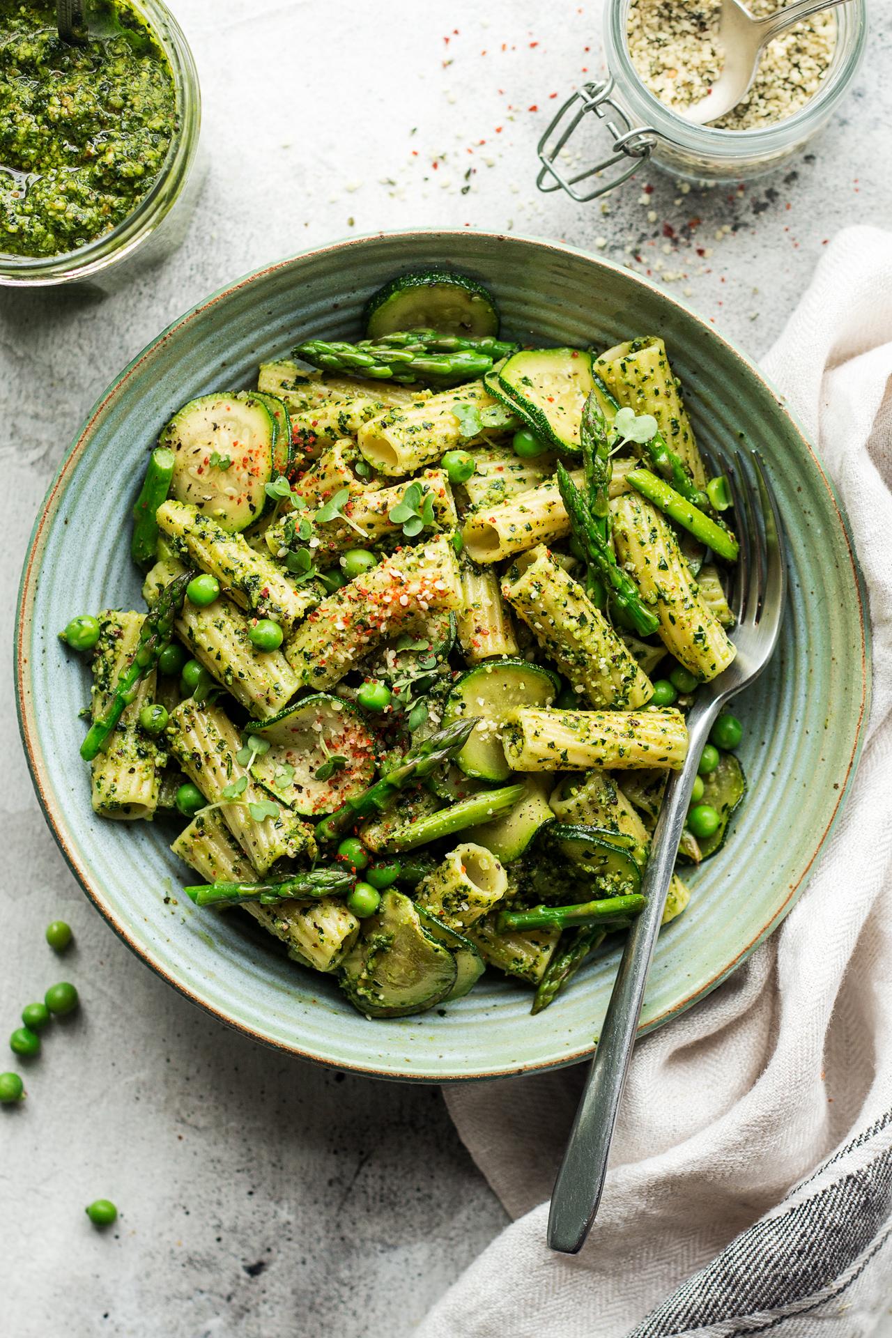 Asparagus Recipes Healthy Easy