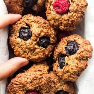vegan breakfast cookies box