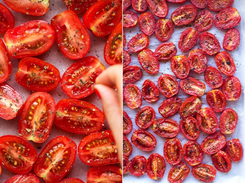 roasted tomato pasta tomatoes raw roasted