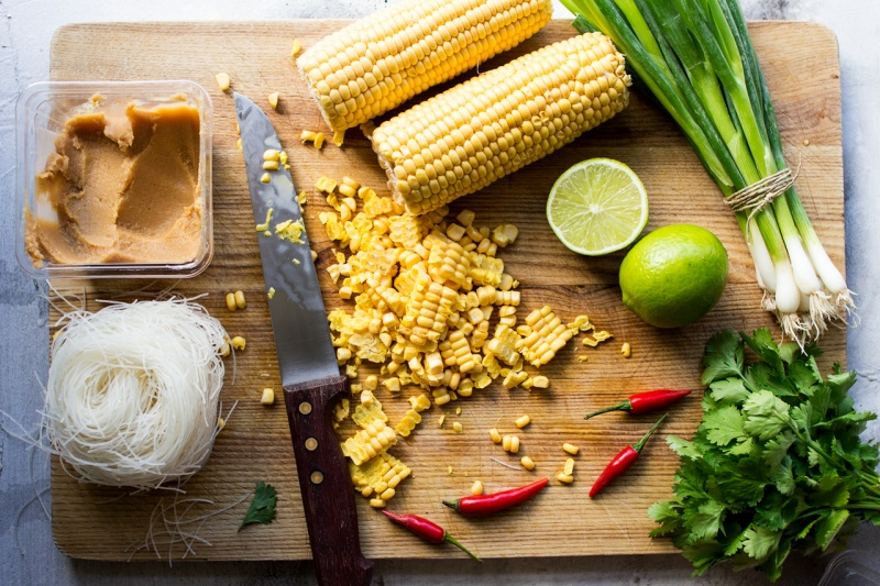 miso corn soup ingredients
