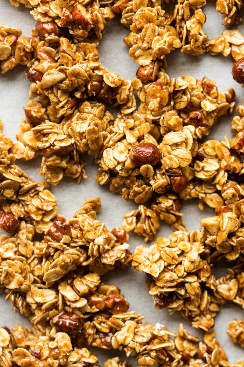 granola pots unbaked granola