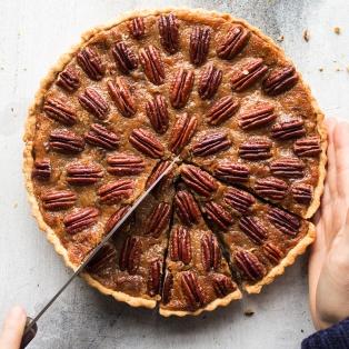vegan pecan pie whole