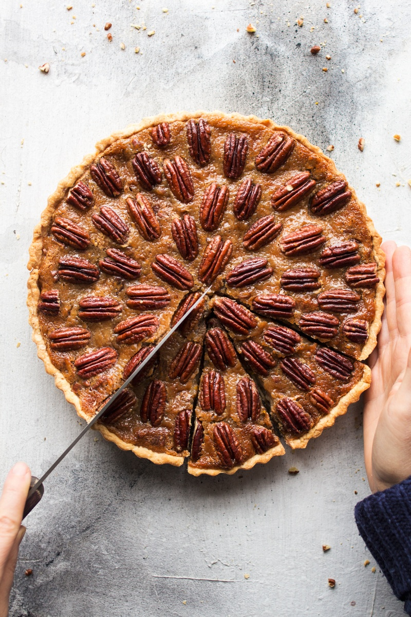 vegan pecan pie whole