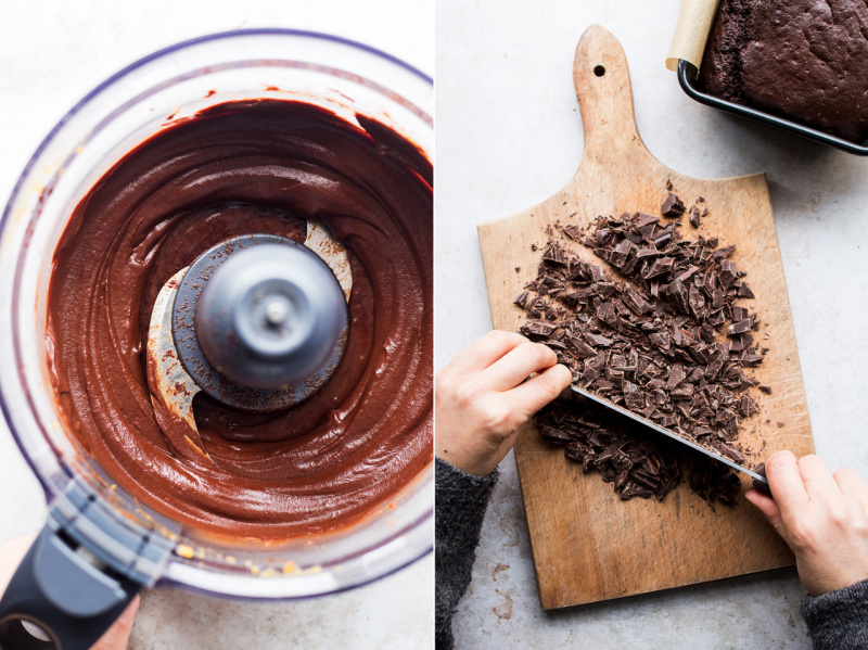 sweet potato chocolate cake frosting