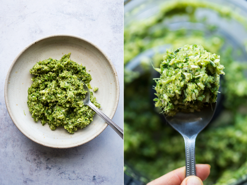 vegan thai green curry paste