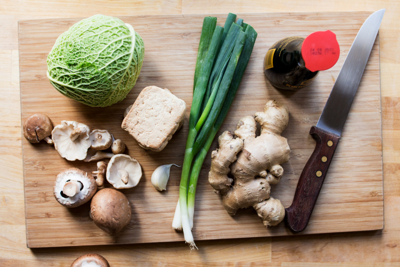 vegan udon noodles ingredients