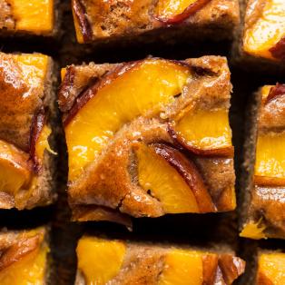 vegan almond cake macro