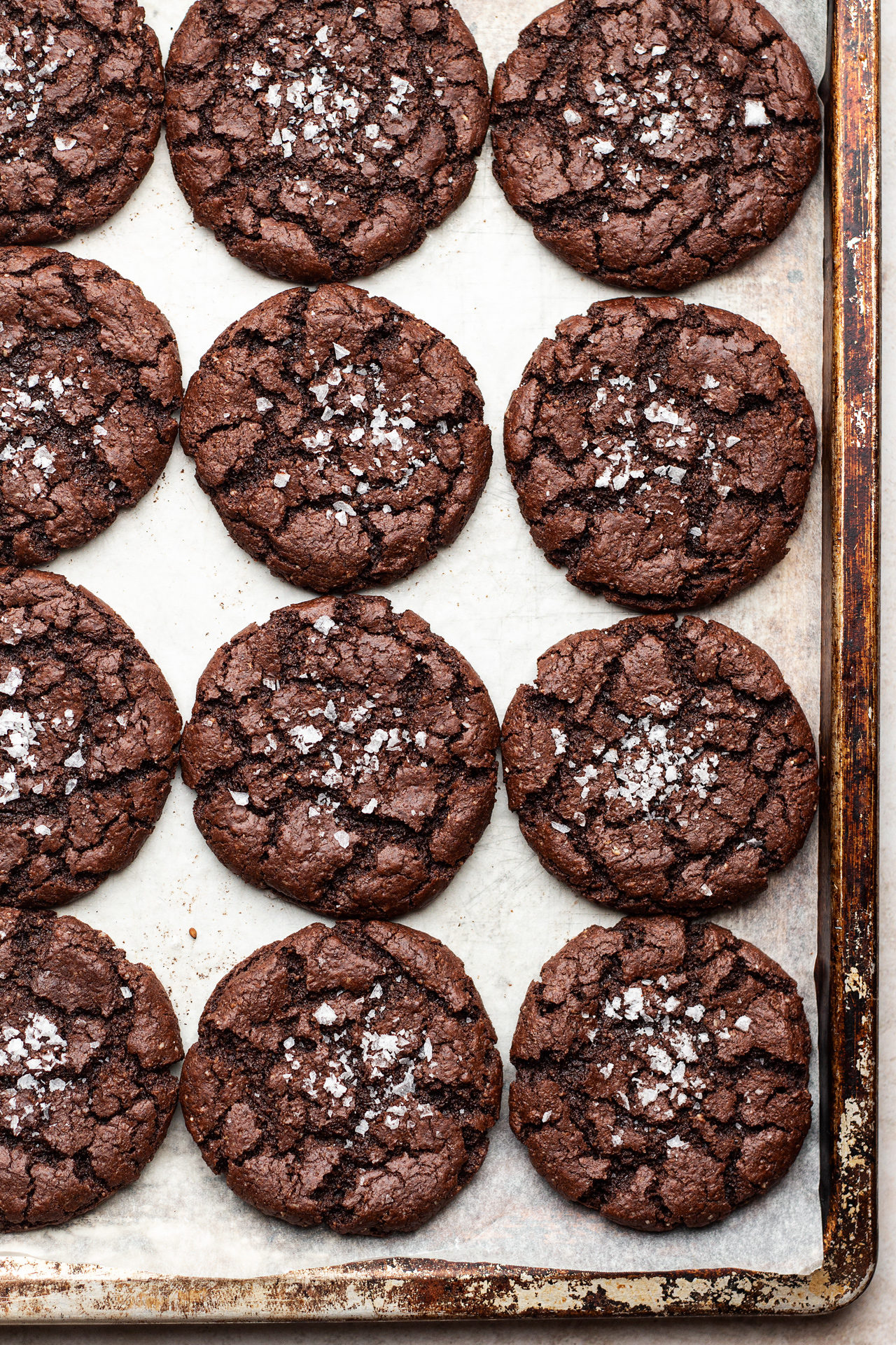 Easy Vegan Chocolate Cookies Lazy Cat Kitchen