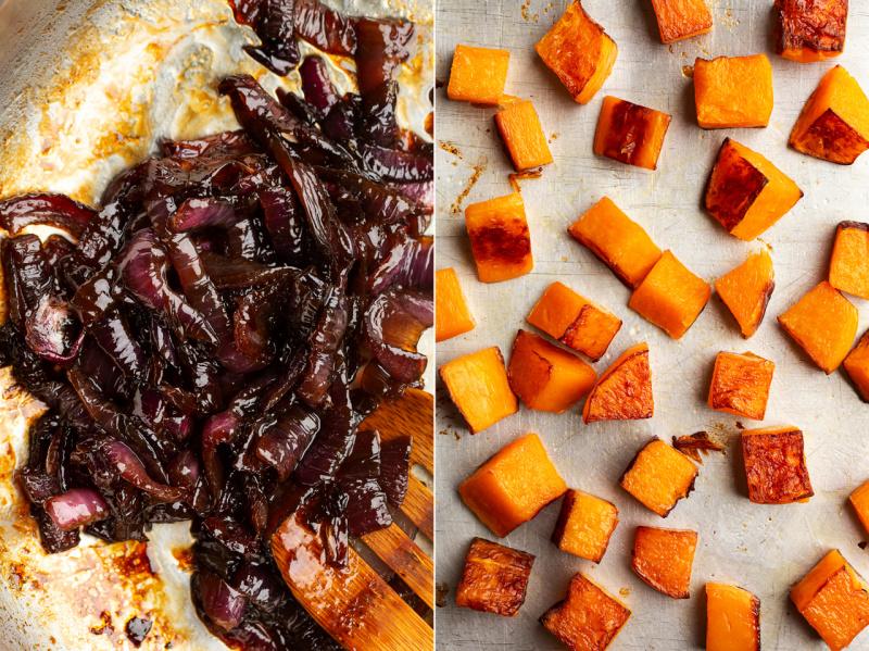 vegan pumpkin galette ingredients