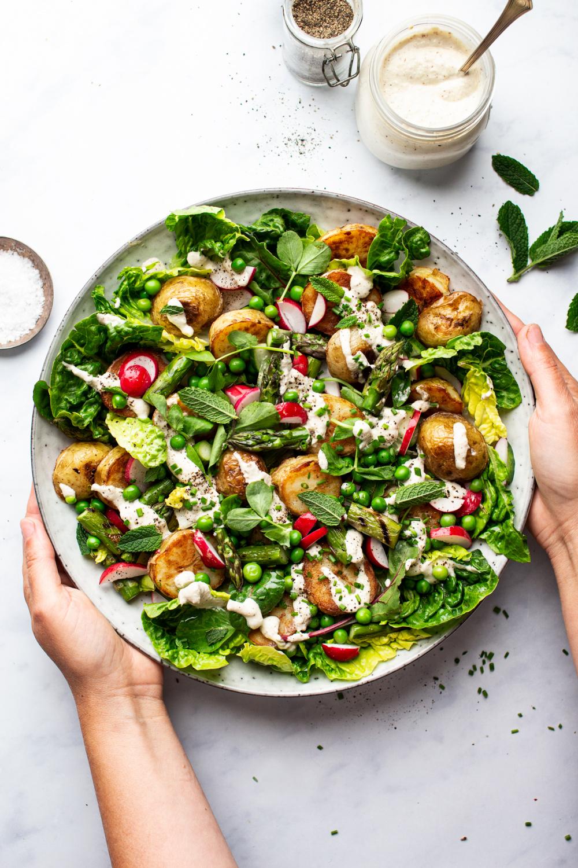 Vegan Potato Salad Recipe Uk