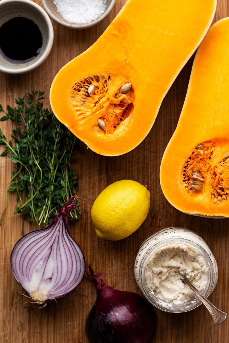 pumpkin phyllo triangles ingredients