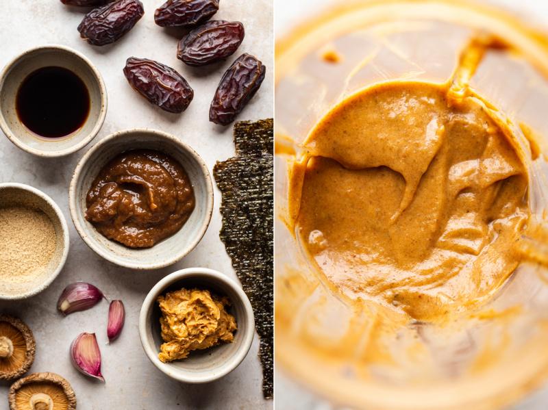 healthier vegan pad thai sauce