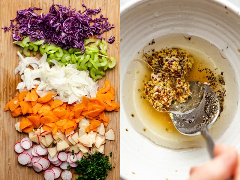 vegan slaw ingredients dressing