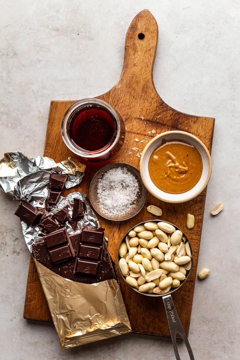 vegan peanut brittle key ingredients