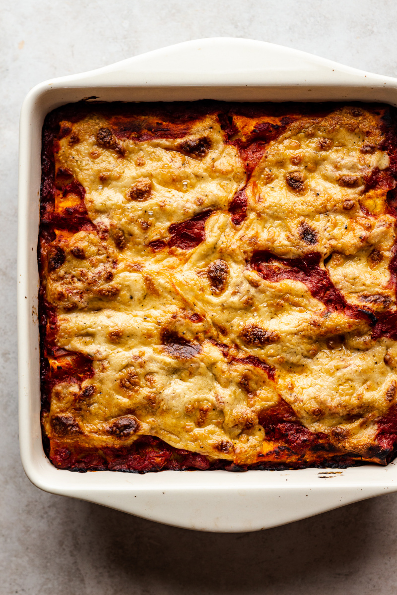 vegan cannelloni panas