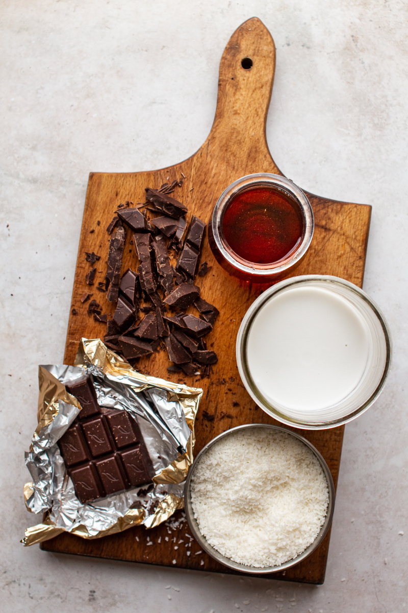 vegan coconut macaroons ingredients