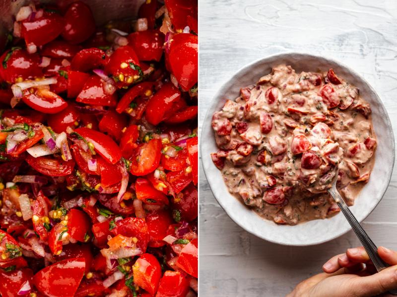 greek tomato fritters batter