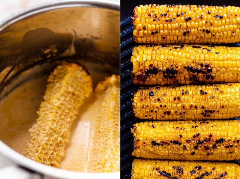 vegan corn chowder corn stock