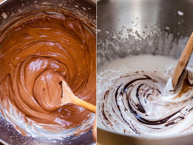 vegan chocolate cookies dough